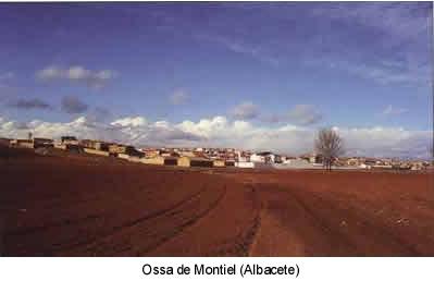 Ossa de Montiel (Albacete). Fue reconquistada a los moros reinando en Castilla Alfonso VIII (+ 1214).
